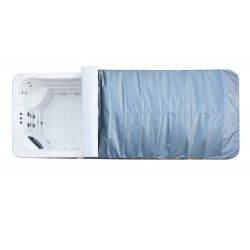Roll Cover Cube one Roll up cover 460 x 235cm / dark grey_10048