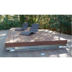 Rolldeck für Swimspa Grösse: 460 x 225 cm Automatic_10235