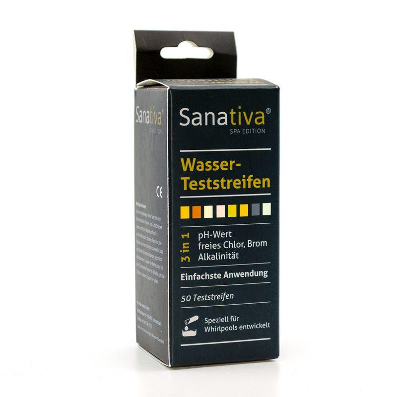 Sanativa Wasser-Teststreifen 3 in 1_10808
