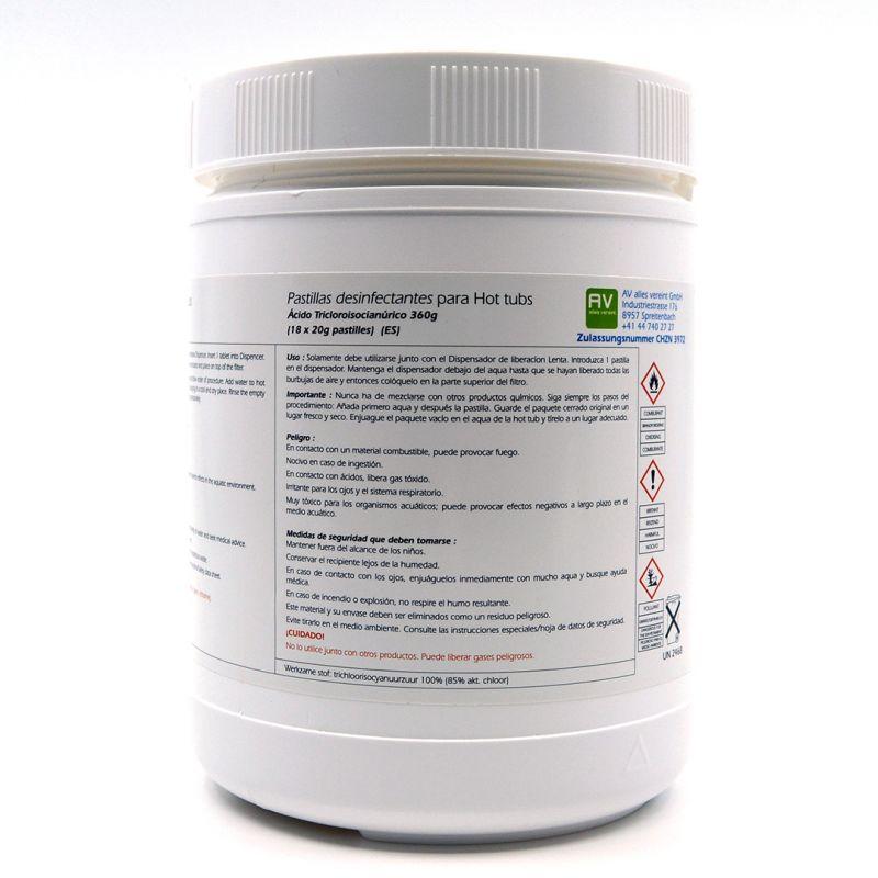 AquaKristal Reinigungstabletten_10809
