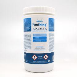 PoolKing MultiTabs 5 in 1, 20g Tabs 1kg_10826
