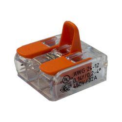 Schraublose Verbindungsklemme WAGO COMPACT 50 Stk.