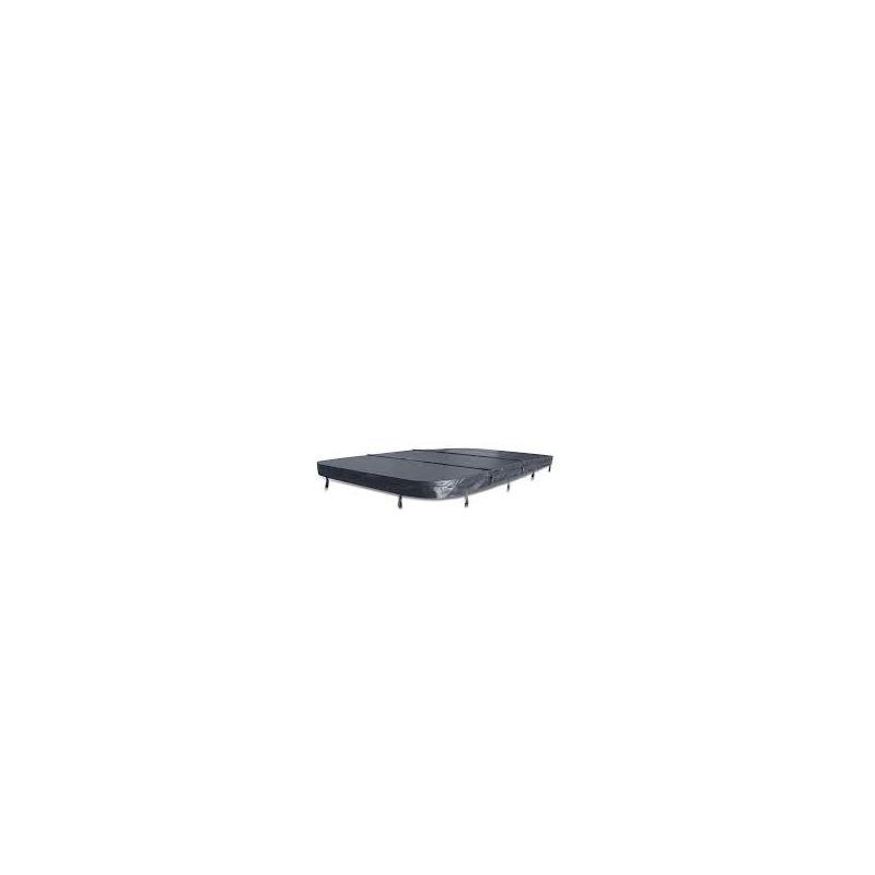 Abdeckung 420cm x 229cm Radius 7 Zoll Dark Grey_10926