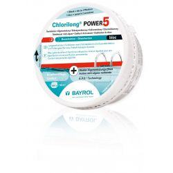 BAYROL Chlorilong POWER 5 Bloc mini 0,34kg_11202