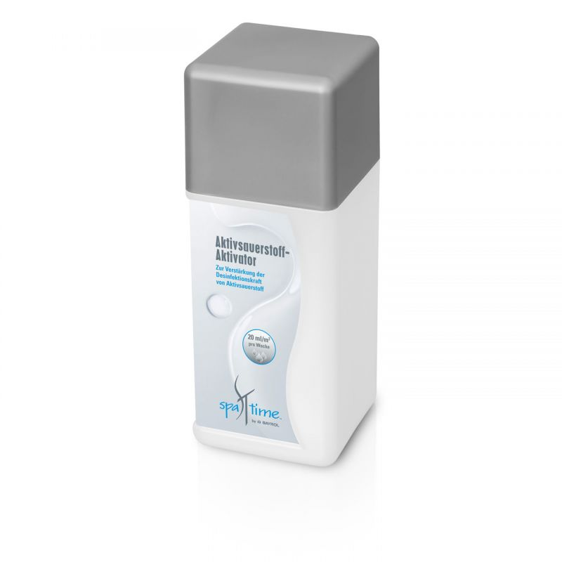 SpaTime Aktivsauerstoff Aktivator 1L_11274