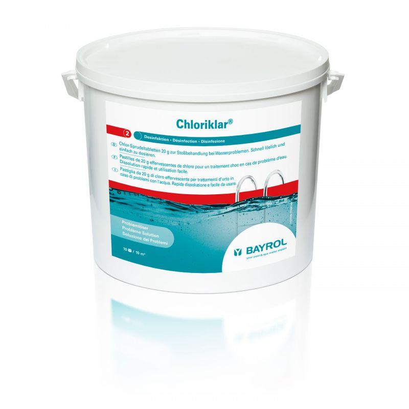 BAYROL Chloriklar 10kg_11356