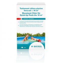 BAYROL Monat-Set Chlor bis 10m3, 0.63kg_11383