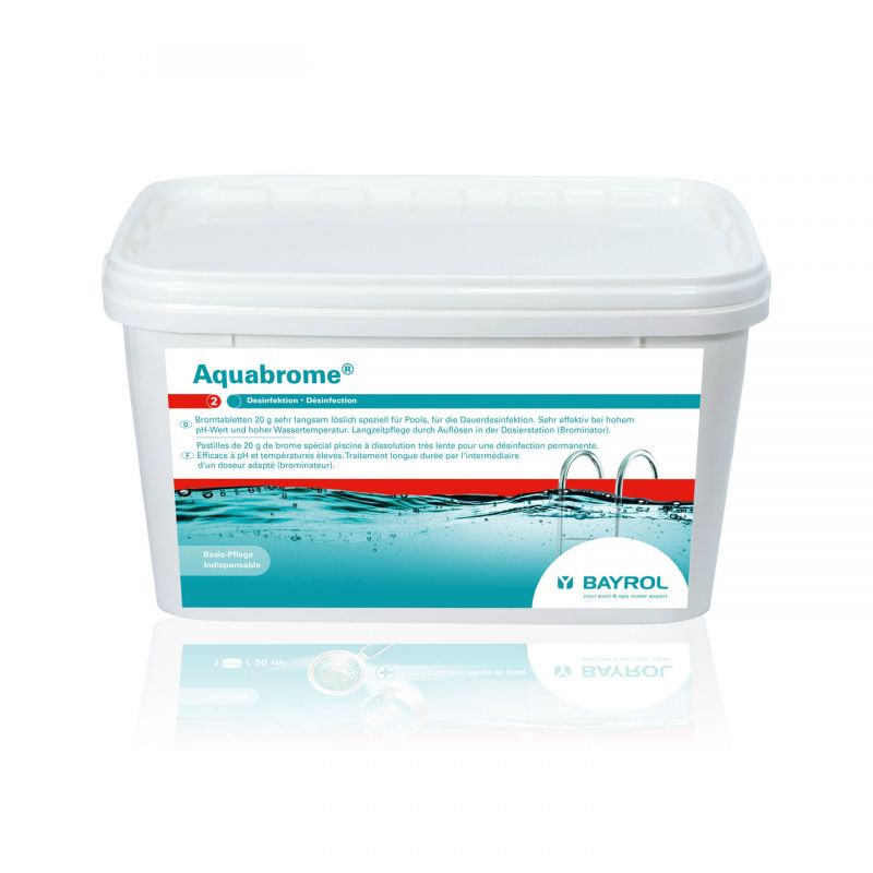BAYROL Aquabrome Tablets à 5kg_11403