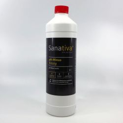 Sanativa SPA Edition pH-Minus flüssig 1L_11445