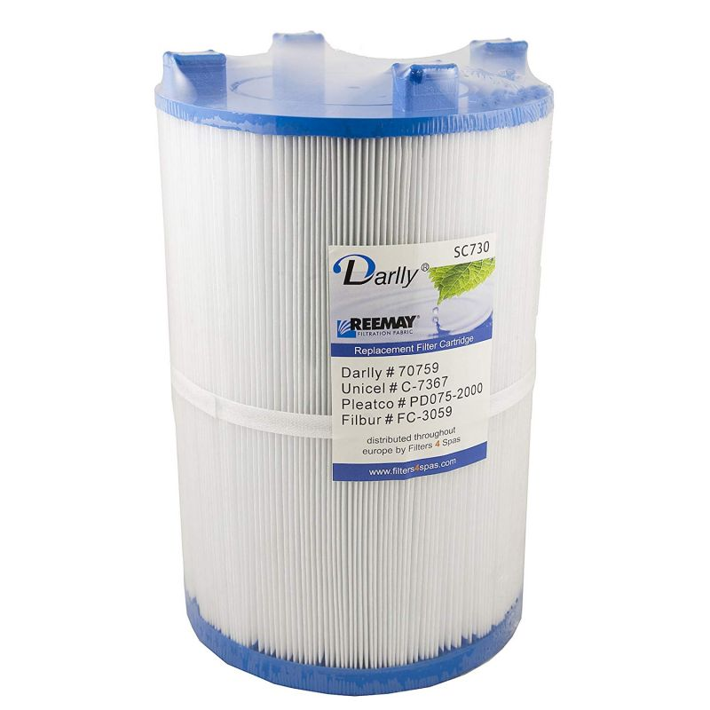 Whirlpool-Filter SC730 Dimension One Spa D1_11542