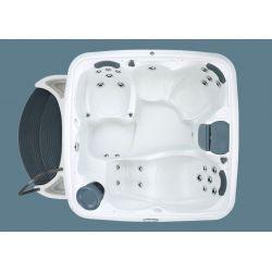 Whirlpool Dreammaker Spa Cabana Suite White Diamond_12563