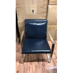 Livingsten Retro Blue Chair_14293