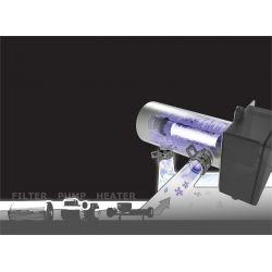 Glaskörper für Clearray UV-Lampe_14467
