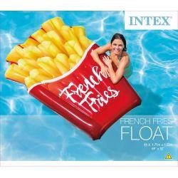 Intex Pommes-Frites Schwimmmatte_15225