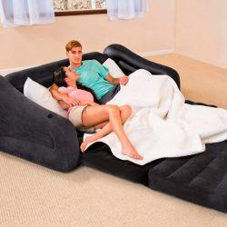 Intex Pull Out Sofa Sitzlounge_15392