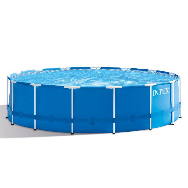 Intex Metal Frame Pool Set_15861