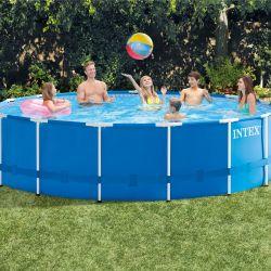 Intex Metal Frame Pool Set_15862