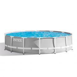 Intex Prism Frame Premium Pool Set | Grösse XL_15876