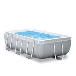 Intex Prism Frame Rectangular Premium Pool Set | Grösse S_15882