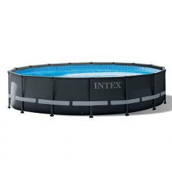 Intex Frame Pool Set Ultra Rondo XTR Ø 488 | Grösse L_15899