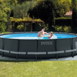 Intex Frame Pool Set Ultra Rondo XTR Ø 488_15900