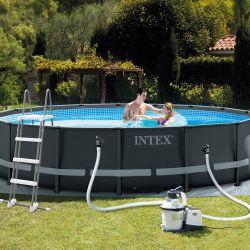 Intex Frame Pool Set Ultra Rondo XTR Ø 488_15901