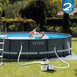 Intex Frame Pool Set Ultra Rondo XTR Ø 488_15902