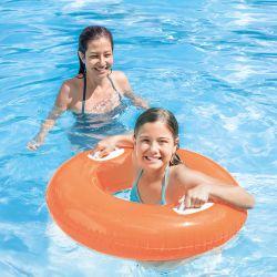 Intex aufblasbarer Schwimmring mehrfarbig_15945