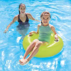 Intex aufblasbarer Schwimmring mehrfarbig_15946