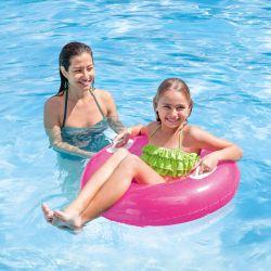 Intex aufblasbarer Schwimmring mehrfarbig_15947