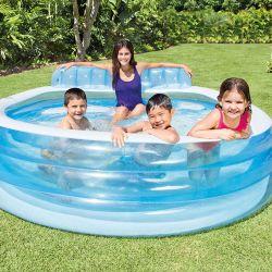 Intex Swim Center Family Lounge Pool_16004