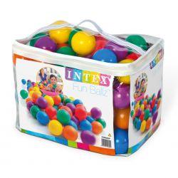 Intex 100 bunte FunBallz Spielbälle_16069