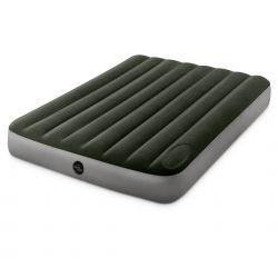 Intex Luftbett Dura-Beam Standard mit Fusspumpe_16279