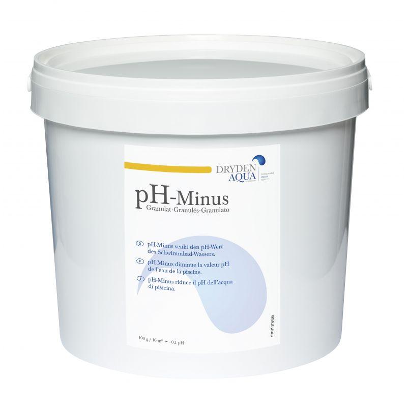 Dryden Aqua pH-Minus 15kg Granulat_16318