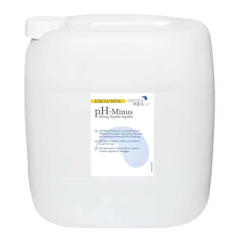 Dryden Aqua pH-Minus flüssig 25kg_16345