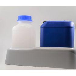 A1513 1 Stck.Aufnahmebehäl. für Chemie PH u. Chlor_16402