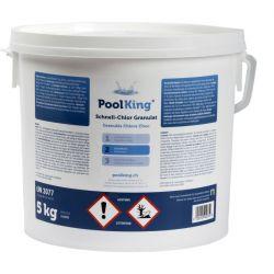 PoolKing Schnell-Chlor Granulat 5Kg_16440