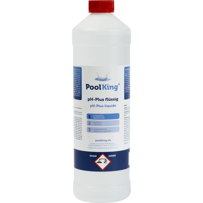 PoolKing pH Plus flüssig 1L_20977