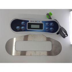 Adapterplatte für ML700 Display_21250
