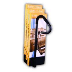 Einstiegshilfe Safe-T-Rail schwarz von Leisure Concepts_244
