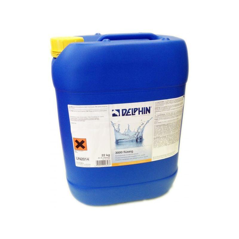 Delphin 3000 Flüssig Dosieranlagen 22kg_2927