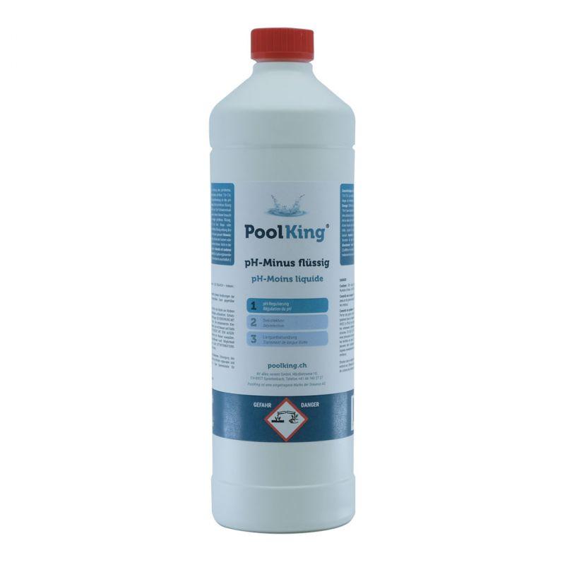 PoolKing pH Minus flüssig 1 Liter_32067