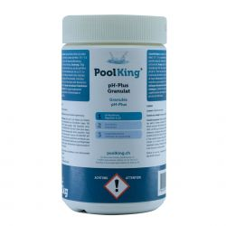 PoolKing pH Plus Granulat 1Kg_32072