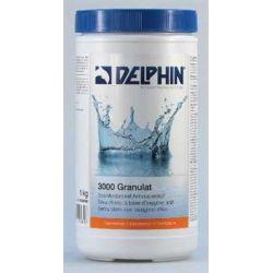 DELPHIN 3000 Granulat, Aktivsauerstoff 1kg_328