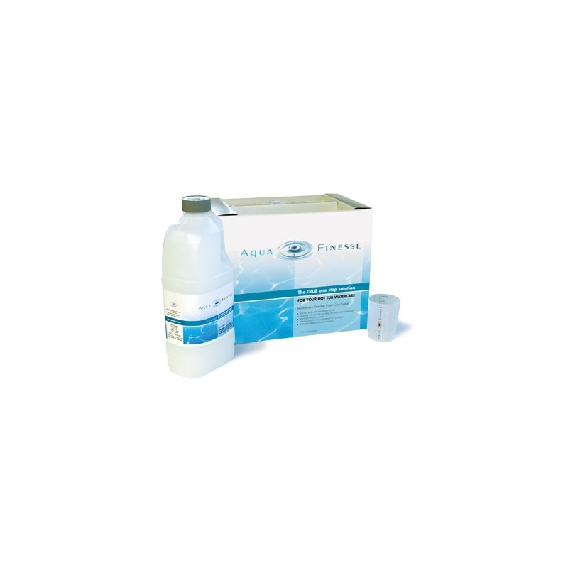 Aqua Finesse für die einfache Whirlpoolwasser Aufbereitung_342