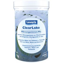 Lavaris ClearLake 1,0kg für 20m3_35283