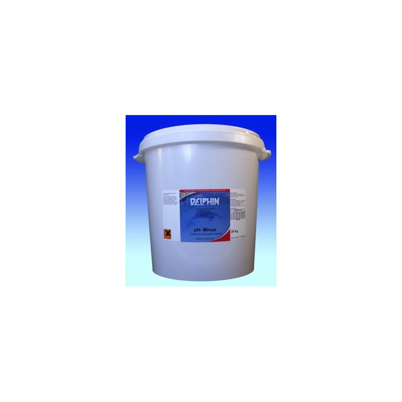 Delphin pH-Minus Granulat 25kg_3758