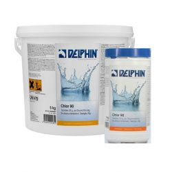 Delphin Chlor 90 TAB 20g 5kg_3763