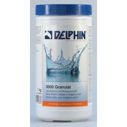 DELPHIN 3000 Granulat, Aktivsauerstoff 1kg_3765