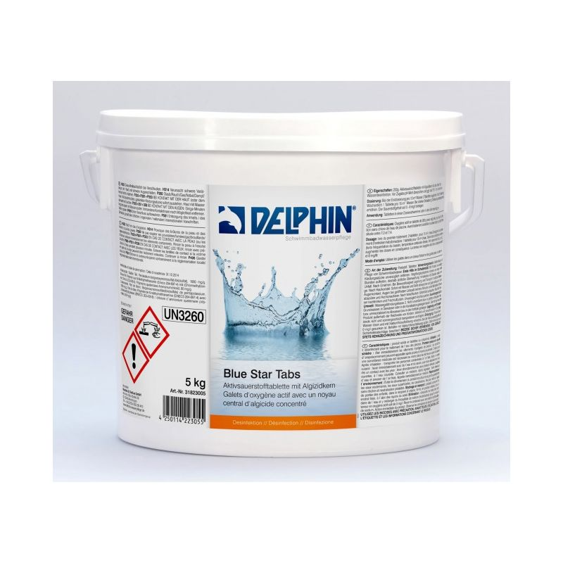 Delphin Blue Star 5Kg_3766